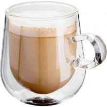 Latte Glass Set of 2