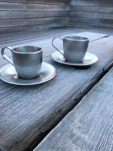 VINTAGE-COFFEE CUP 100ml- SET OF TWO