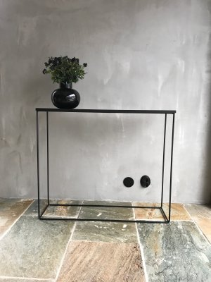 SIDE TABLE OBLONG - BLACK